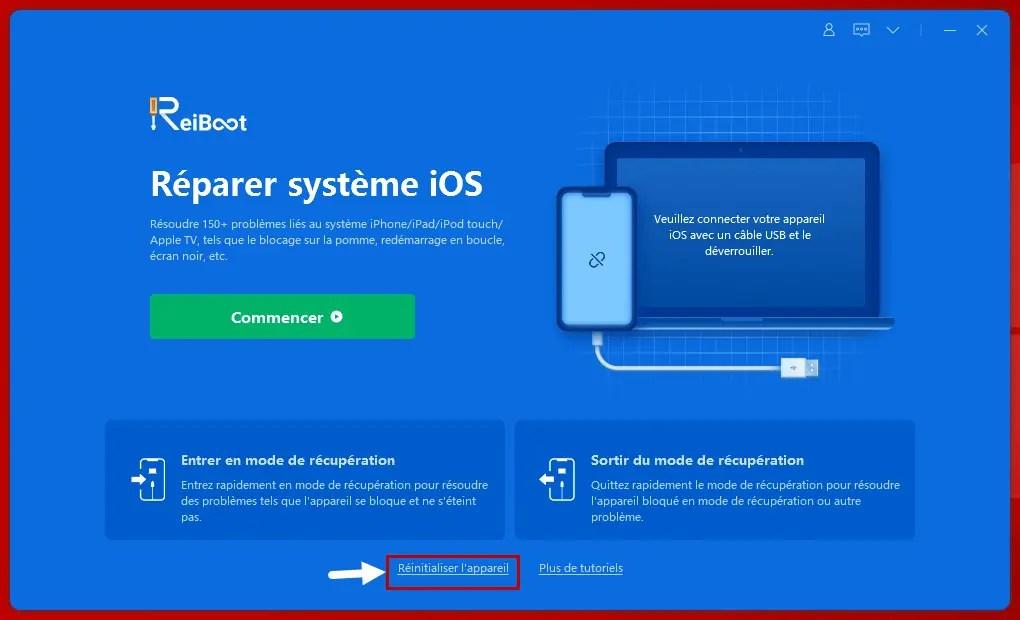 Reiboot Ios Iphone Reinitialiser 4