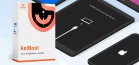 Comment réinitialiser l'iPhone sans iTunes avec Reiboot