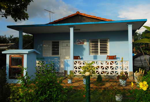 Casas particulares  Vinales laltro volto di Cuba