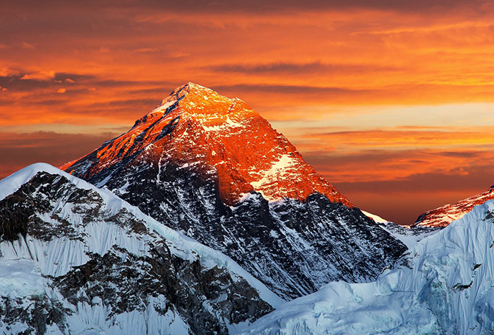 3d Wallpaper For Home Wall India Shop Mount Everest From Kala Patthar Wallpaper In Nature