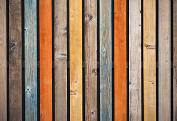 Multi Colored Wood Background Wallpaper For Living Room