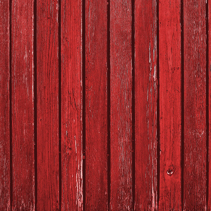 Fall Tree And Black Fence Wallpaper Old Red Wood Background Wallpaper For Living Room Wall Decor