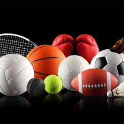 Wall Decor For Living Room India Open Concept Kitchen Sports Ball With Racket Wallpaper Schools