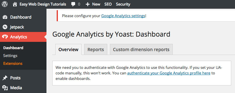 Google-Analytics-by-Yoast-Dashboard-Overview