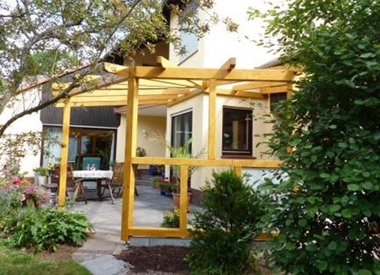 Terrassenüberdachung Selber Bauen Mit Einem Glasdach Bauen
