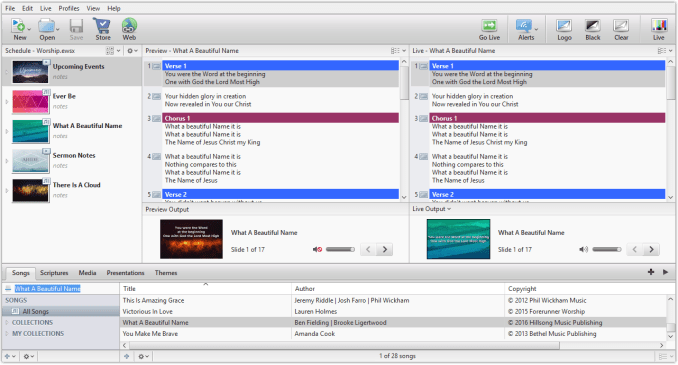 EasyWorship 7.1.4.0 Crack With License Key Free Download 2020