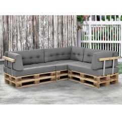 Pallet Sofa For Sale Leather Beds With Storage En Casa 1 X Seat Pad Cushions In Outdoor Pallets
