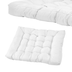 Sofa Pads Uk Leather Sleeper Canada En Casa Pallet Cushions In Outdoor Pallets Cushion