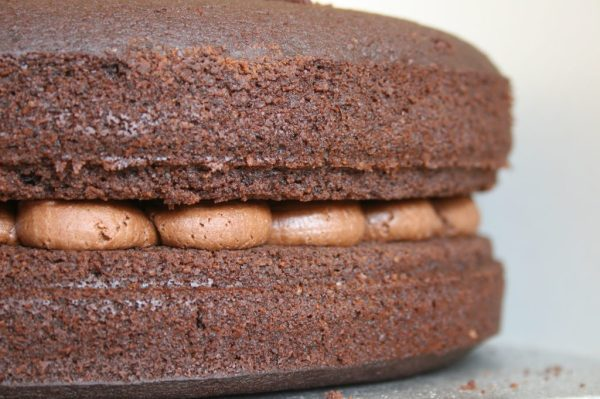 gluten free dairy free vegan chocolate cake recipe