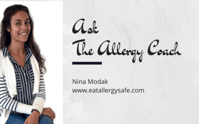 Ask the Allergy Coach Q14: Still getting stomach aches even after doing an elimination diet. Is this normal?