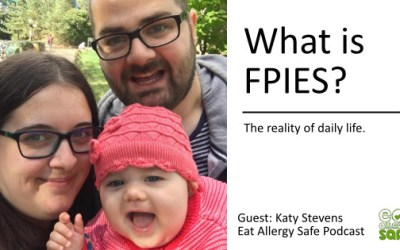 EAS 076: What is FPIES? Allergy Mum and FPIES advocate Katy Stevens Tells her Daughter's Journey to Diagnosis  (katykicker.com)