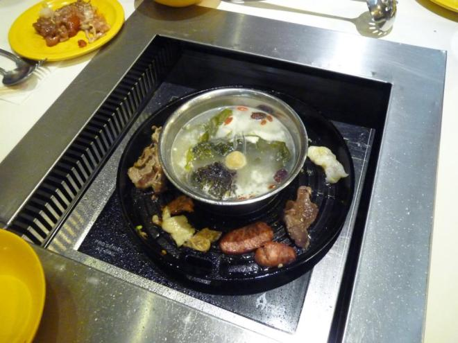 Seoul Garden eat all you can restaurant in quezon city