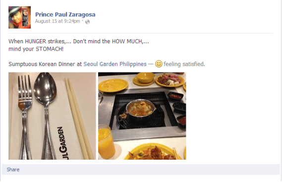 seoul garden eat all you can in quezon city