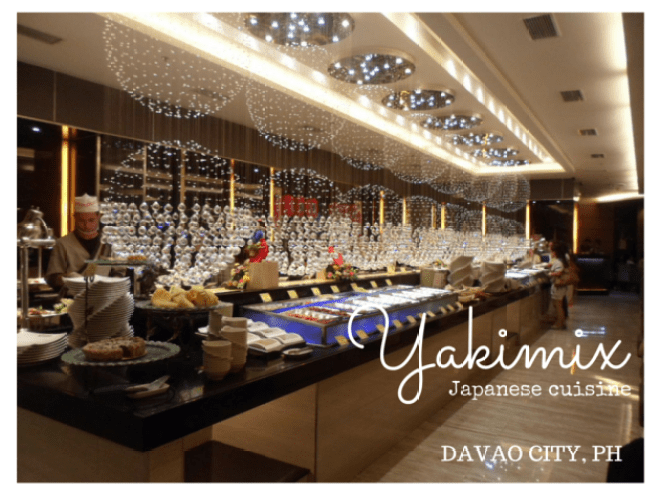 Yakimix - Eat All You Can in Davao city