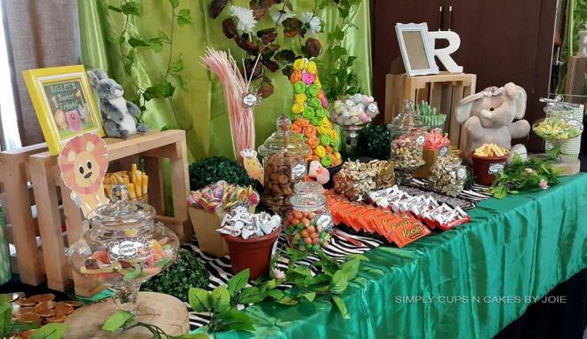Candy Buffet Philippines - Simply Cups n' Cakes