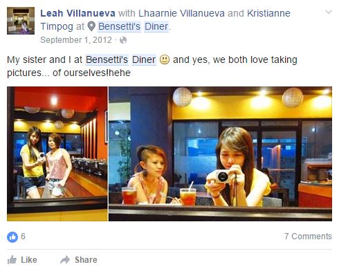 Eat All You Can In Quezon City - Bensetti's Diner