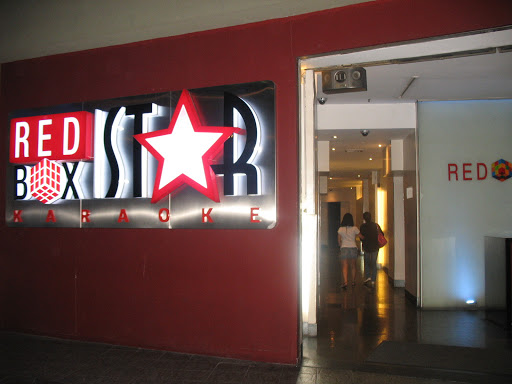 Eat All You Can Trinoma - RedBox Star
