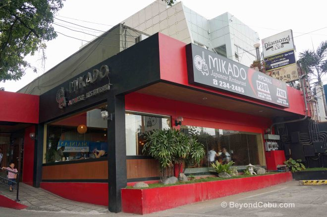 Best Eat All You Can In Cebu - Mikado
