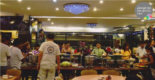 Eat All You Can In Quezon City - Tramway Tea House