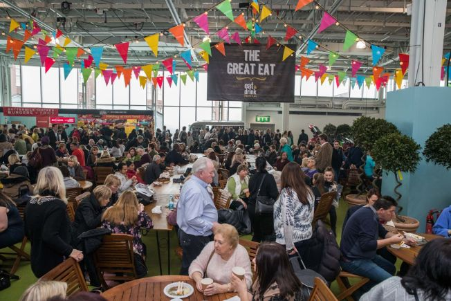 Eat and Drink Festival Christmas