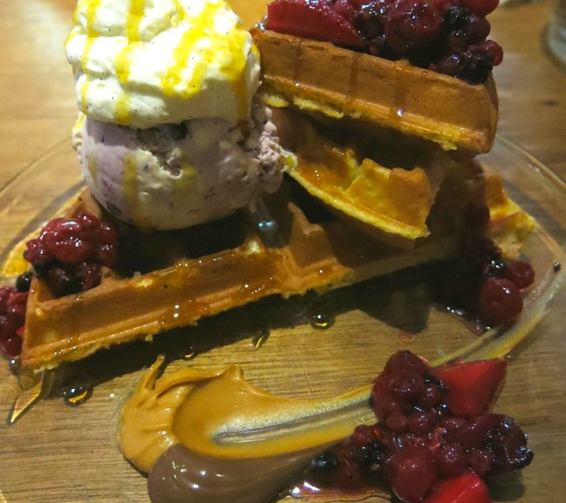 Symmetry Waffle