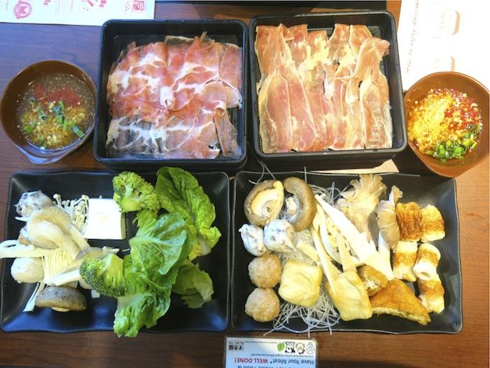 suki-ya meat