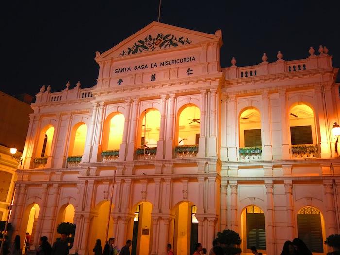 Holy House of Mercy, Santa Casa da Misericórdia, Macau