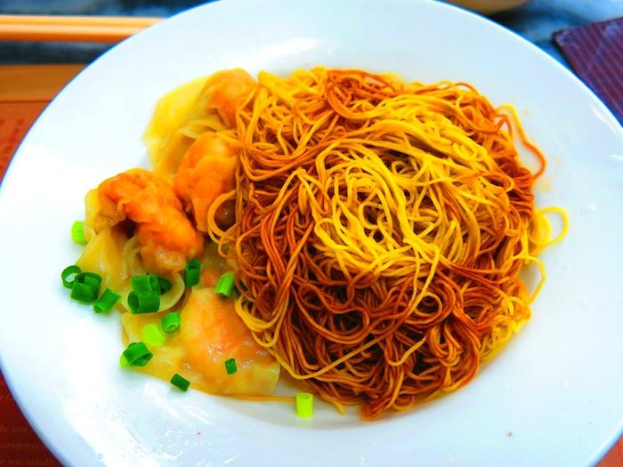 Wong Chi Kei Noodle in Macau
