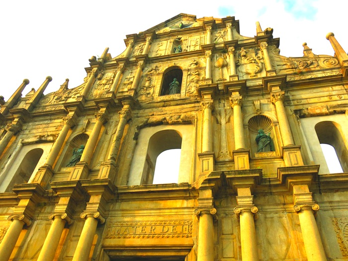 Ruins of St Paul's, Ruínas de São Paulo, Macau