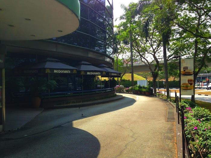 King Albert Park (KAP) in Singapore