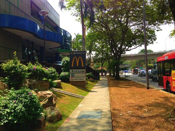 King Albert Park (KAP) at Bukit Timah, Singapore