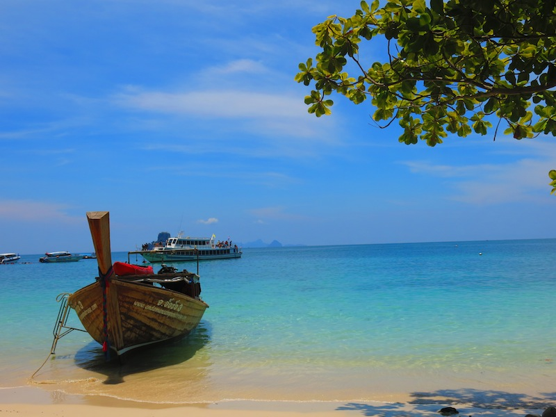Krabi Andaman Camp and Cruise Lunch