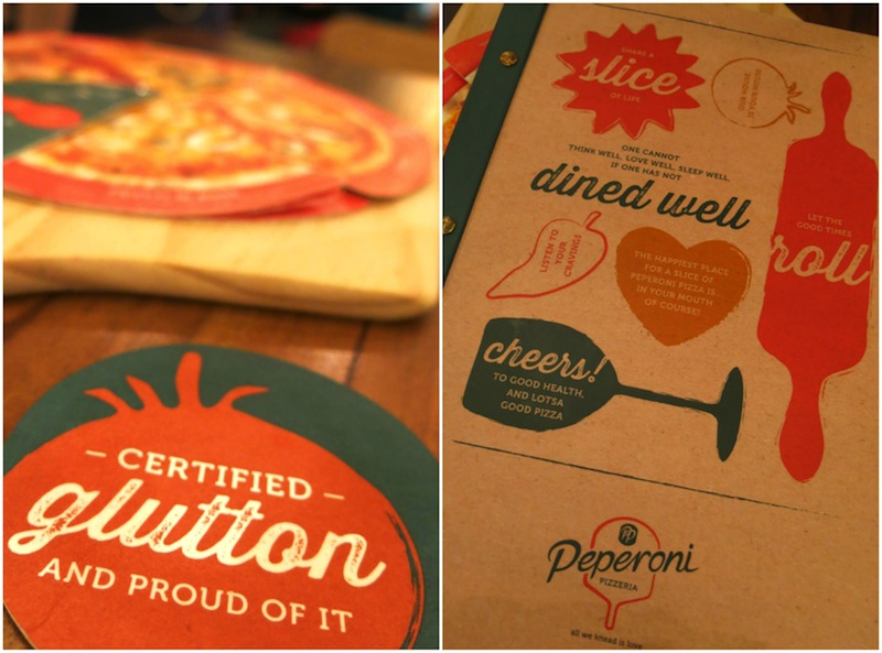 Peperoni Pizzeria Design