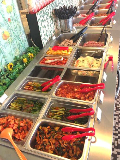 Blue Garden Korean BBQ & Seafood Restaurant