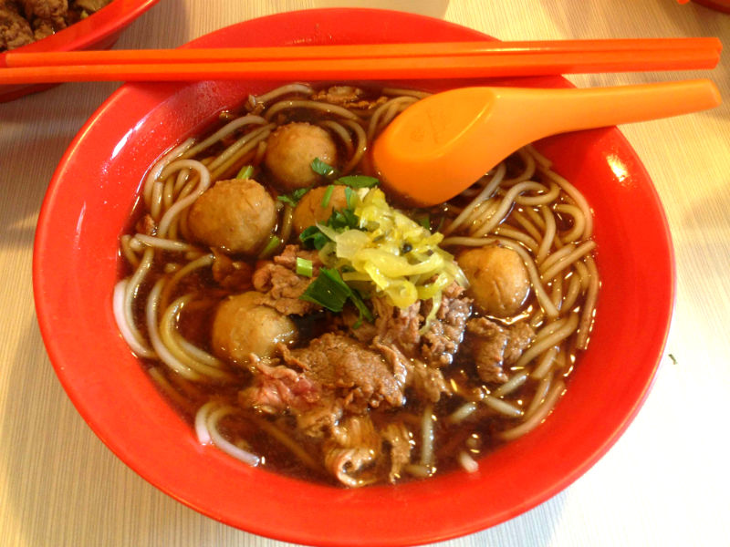 Hock Lam Street Beef Noodles North Canal Road