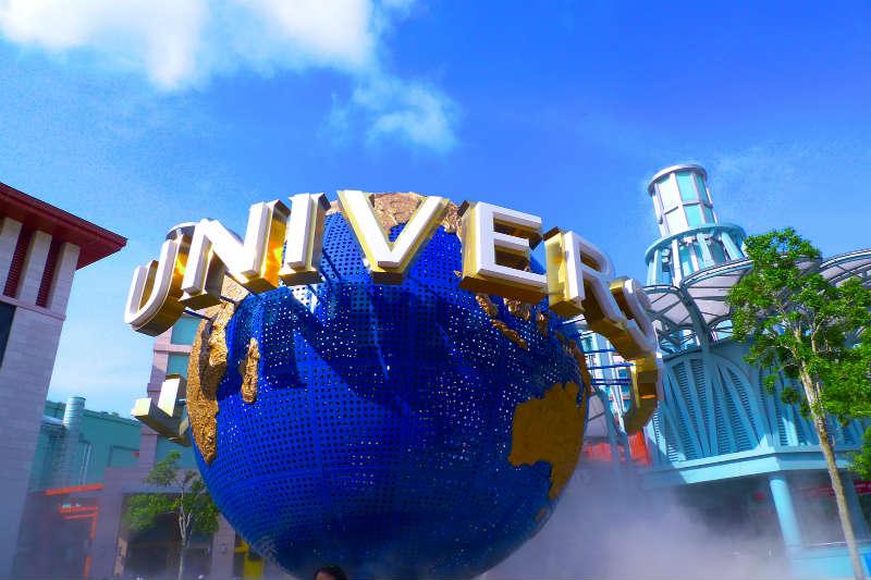 Universal Studios in Singapore
