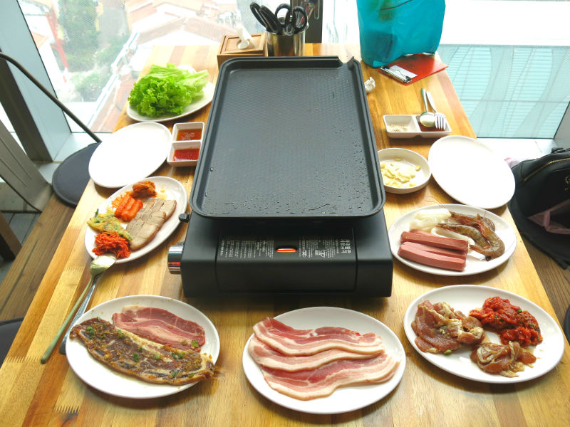 K Cook Korean BBQ Pan