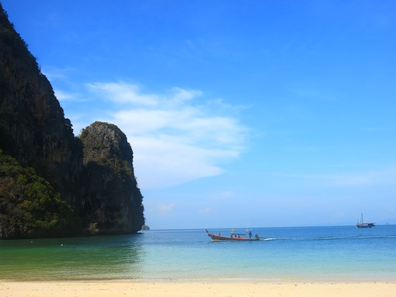 Krabi Phra Nang Beach