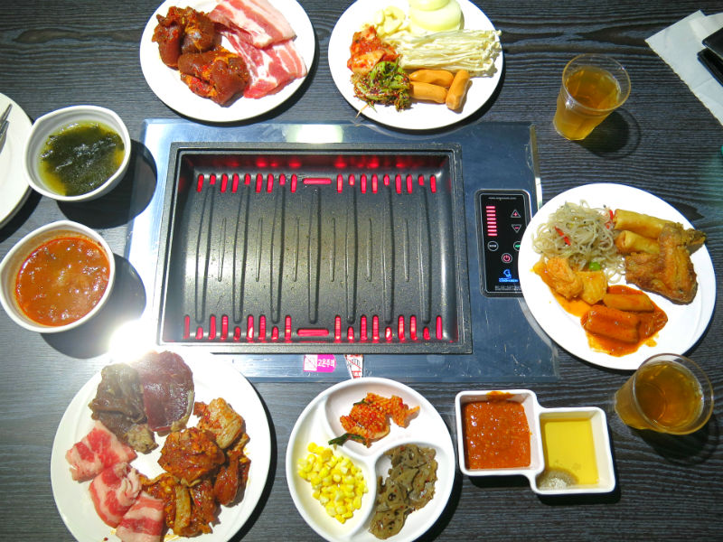 I'm KIM Korean BBQ Grill Pan