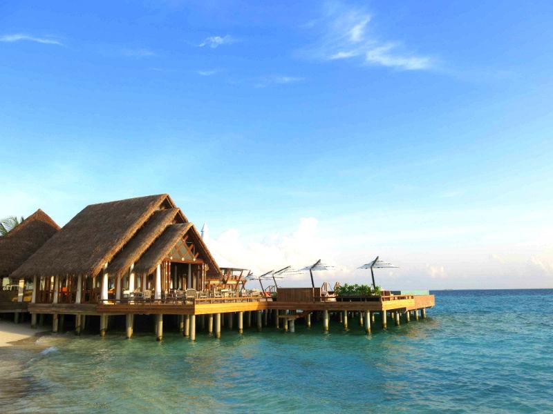 Baros Maldives Cayenne