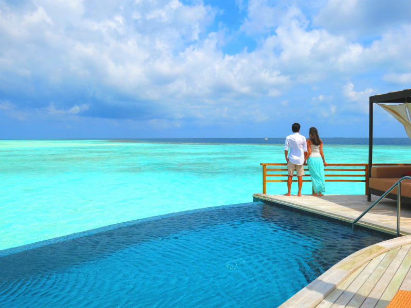 Baros Maldives Infinity Pool