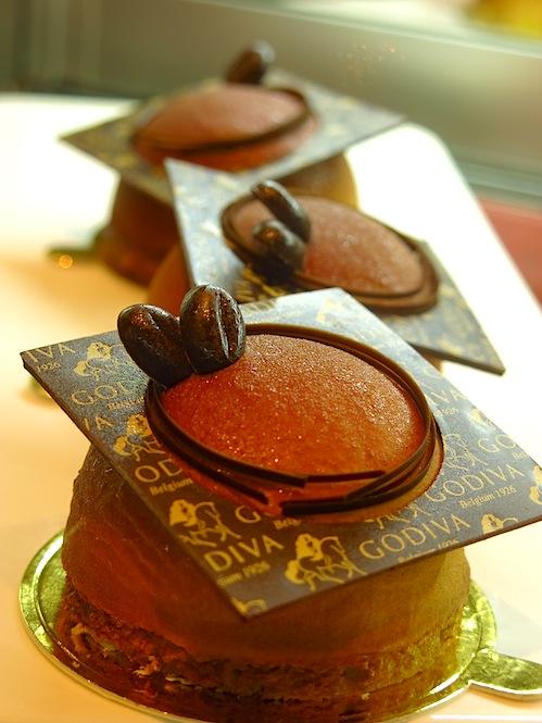 Godiva Cake