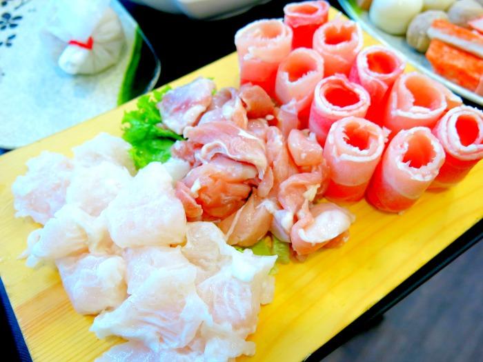 Hai Xian Lao Meat Platter