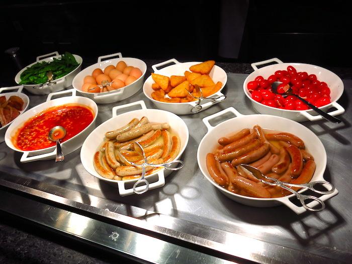 Hyatt Regency Hangzhou Breakfast