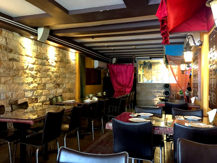 Beirut's Grill Singapore - Restaurant Interior