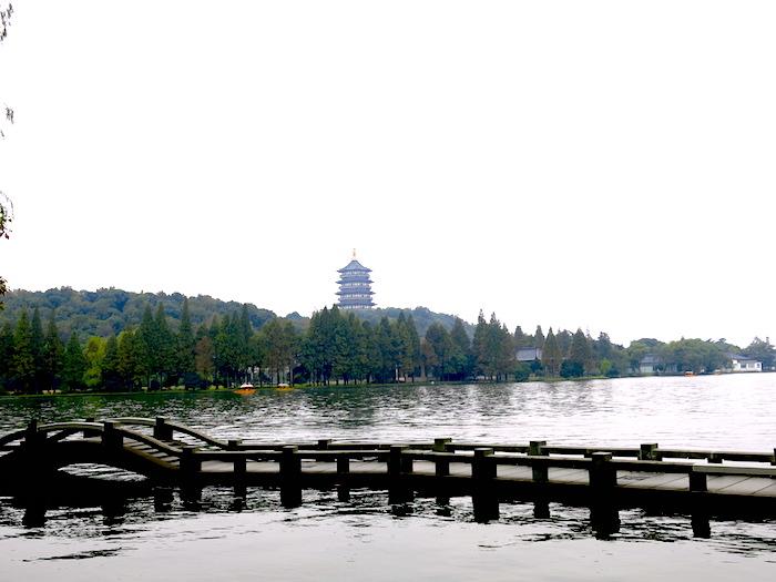 Leifeng Pagoda Westlake