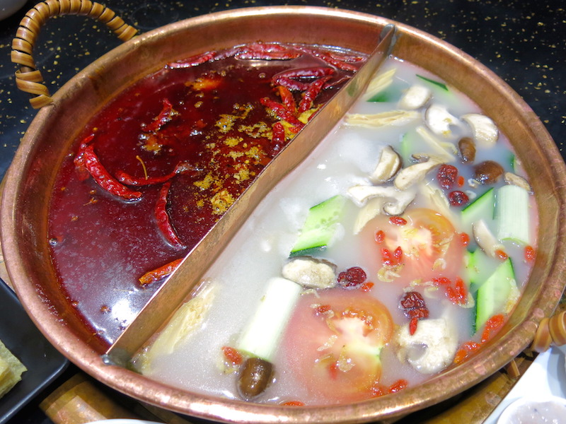 Ru Yi Traditional Steamboat Soup Base