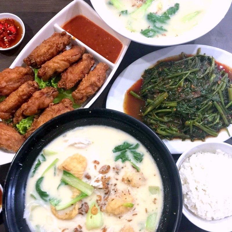 Xin Yuan Ji Bugis Sliced Fish Soup