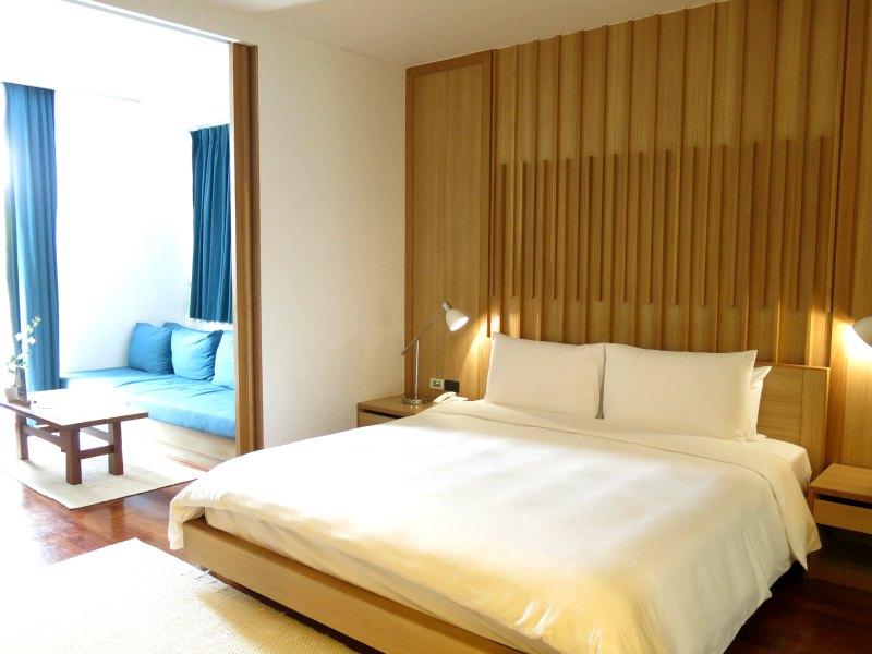 Nap Patong Atrium Suite Interior