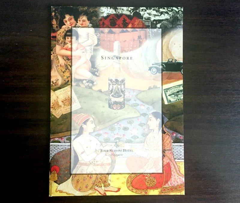 Four Seasons Wedding Brochure